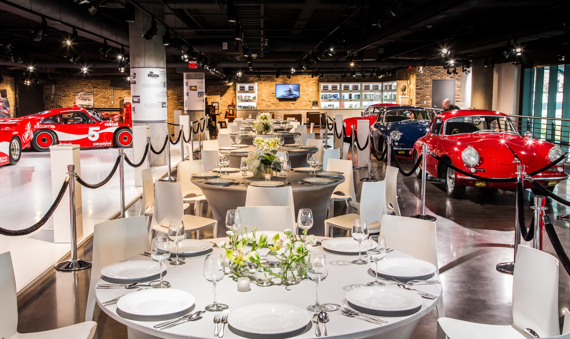 Porsche Experience Center Atlanta Private Events