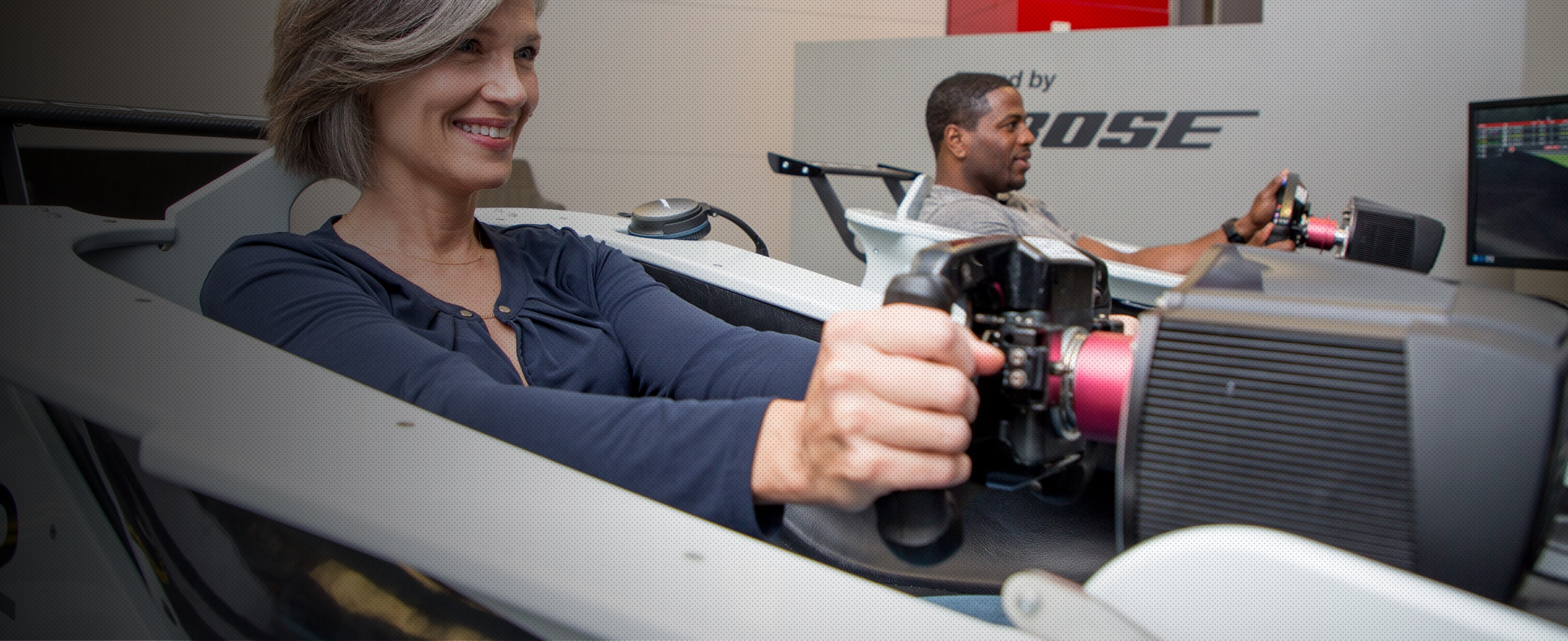 Porsche Experience Center Atlanta Simulators