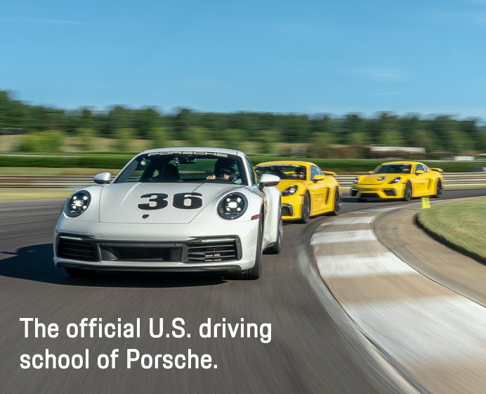 Porsche Track Experience, Barber Motorsports Park