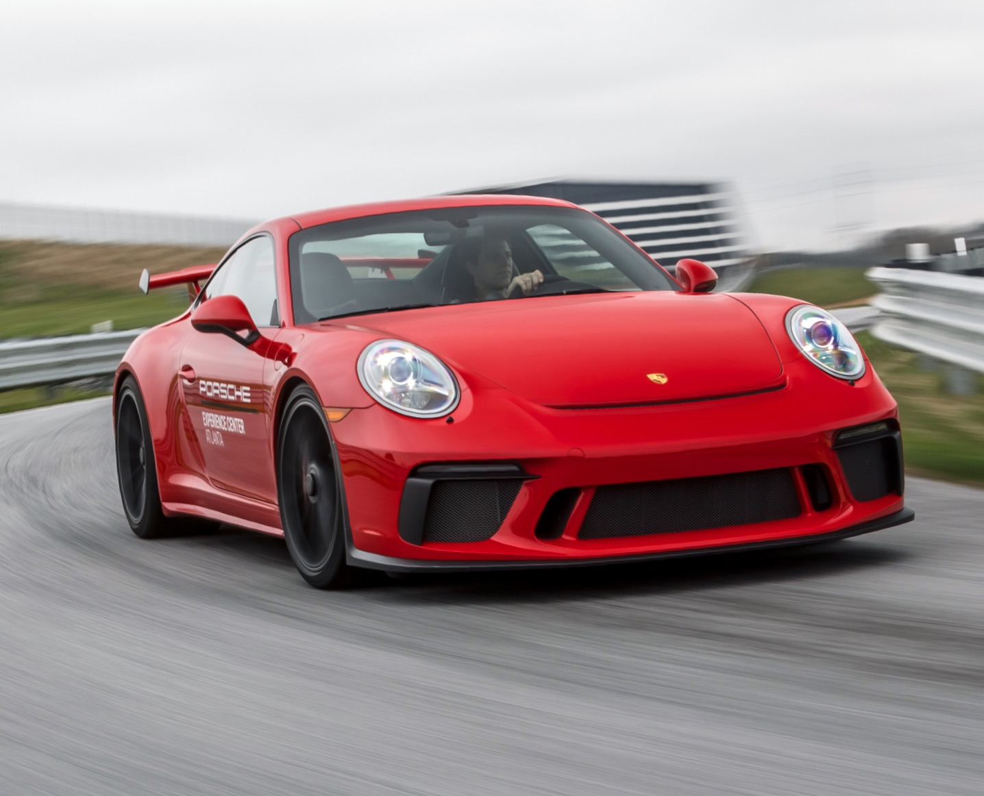 Red 911 Turbo