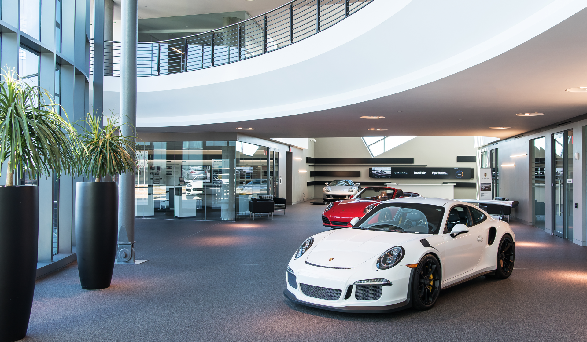 Porsche Experience Center Atlanta tours