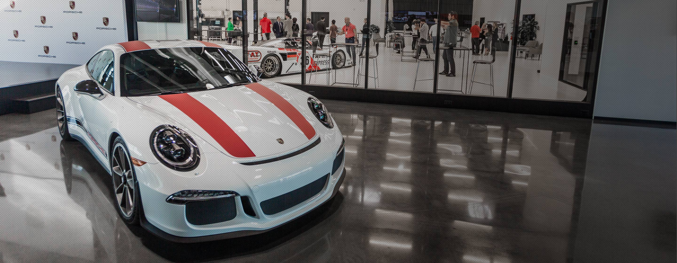 Porsche Experience Center Los Angeles Facilities and Venue Corporate desktop