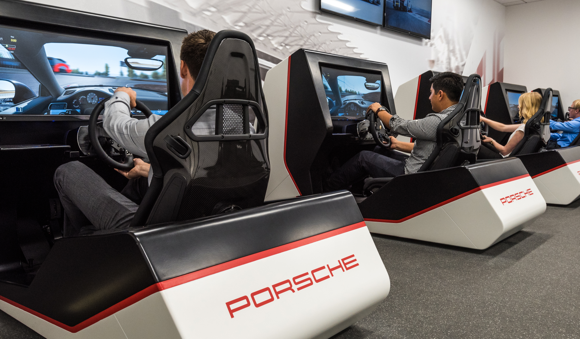 Off The Track | Porsche Experience Center - Los Angeles, CA