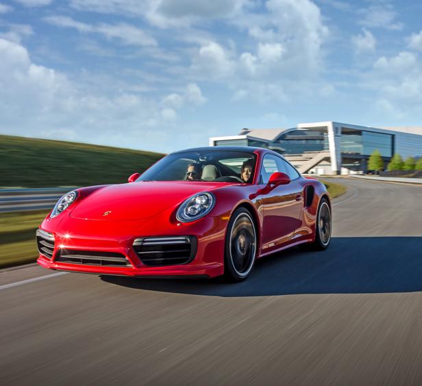 Instructors | Porsche Track Experience - Birmingham, AL