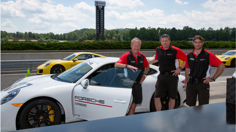 Instructors Porsche Track Experience Birmingham Al