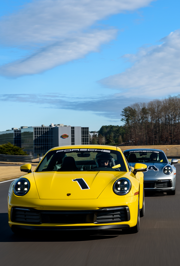 Three-Day Competition Driving Course