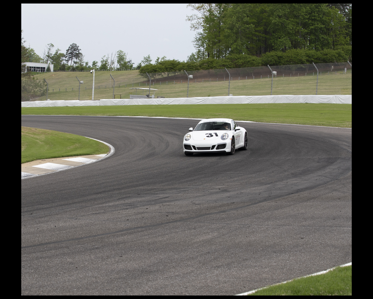 Turn 15 at Barber Motorsports
