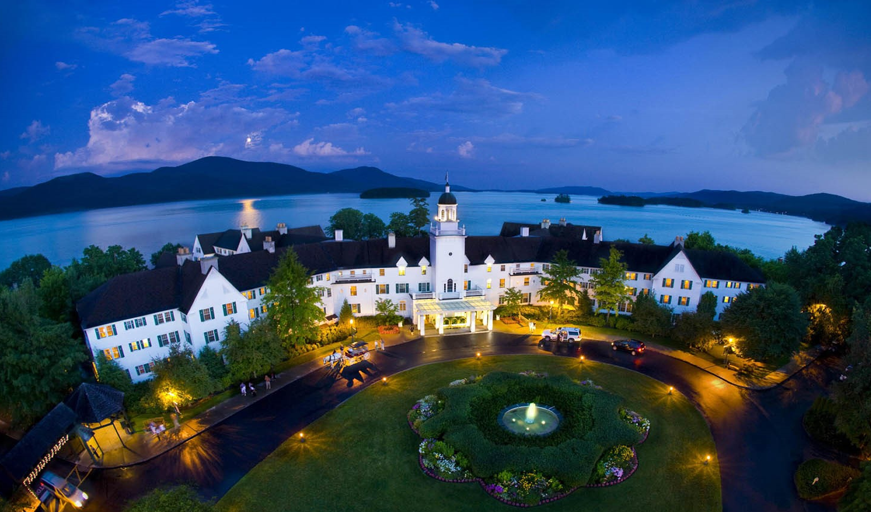 Sagamore Resort Lake George, NY
